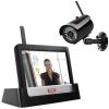 Heim-Videoüberwachungsset 7 Zoll Touch-App